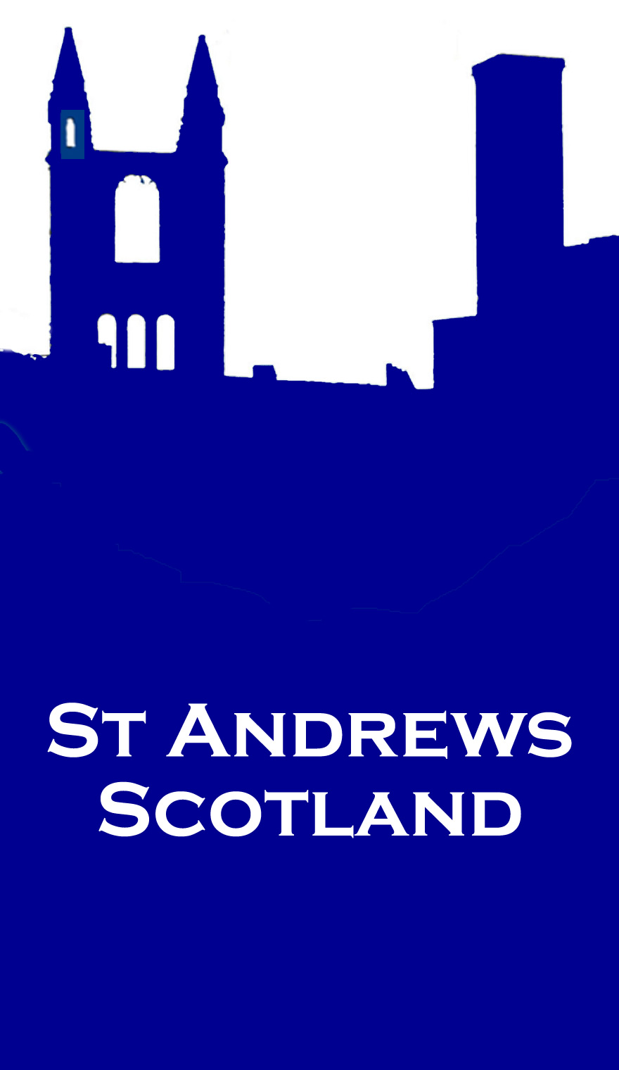 The Arms of the Royal Burgh of St.Andrews Community Council (Used by permission )